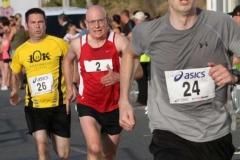 Competitors in the Burtonport festival 5k. (Photos by Eoin Mc Garvey)