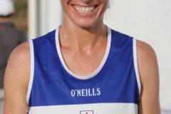 Teresa Doherty, 3rd overall in the Burtonport 5k.