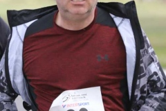 Kenneth Martin at the Donegal Airport 5k.