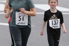 Participants in the Donegal Airport 5k.