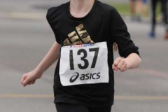 Emily Doogan at the Donegal Airport 5k.