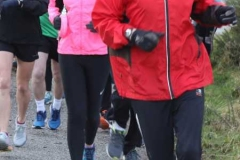 Runners taking off at the 200th Parkrun in Dungloe on Saturday.