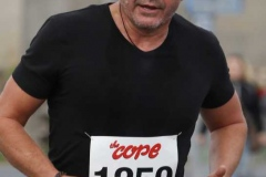 Max Davies at the Maghery festival 5k.