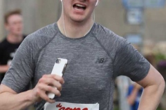 Declan Mc Laughlin at the Maghery festival 5k.