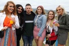Group of locals enjoying the Sult 2019 muisc festival in Gweedore.